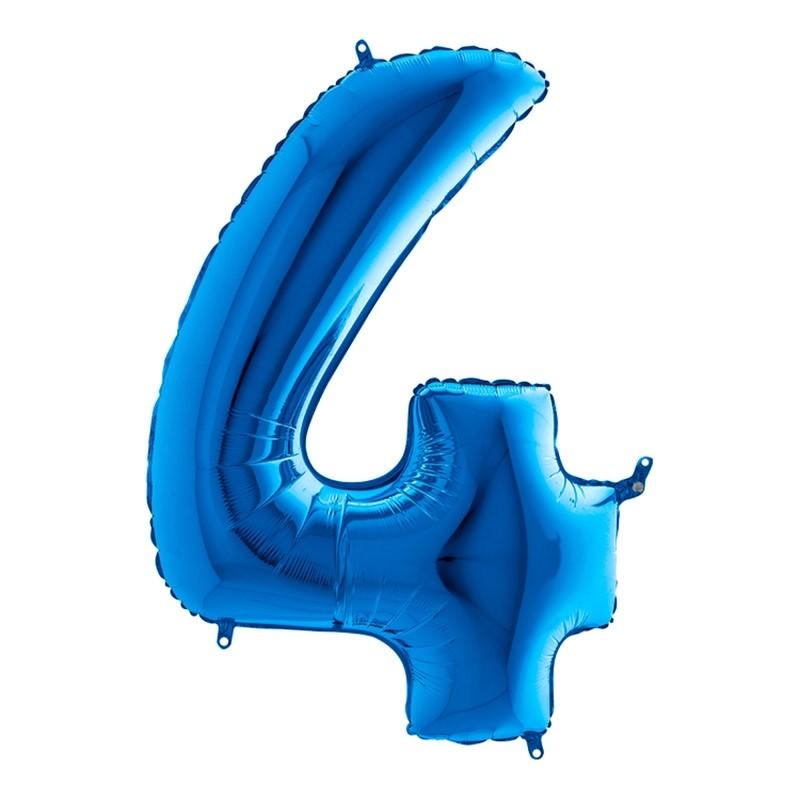 Broj 4 - 6 boja