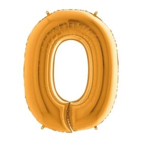 Broj 0 - 101cm - 7 boja