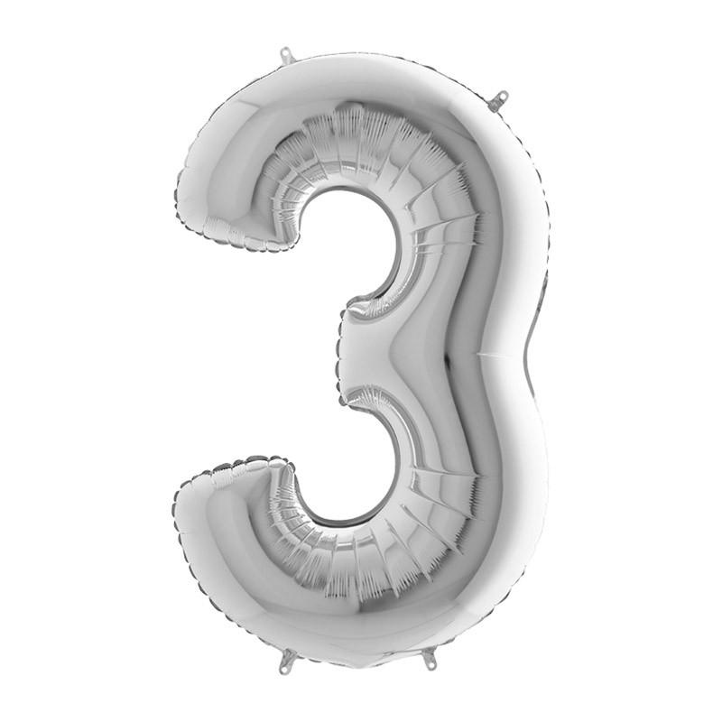 Broj 3 - 6 boja