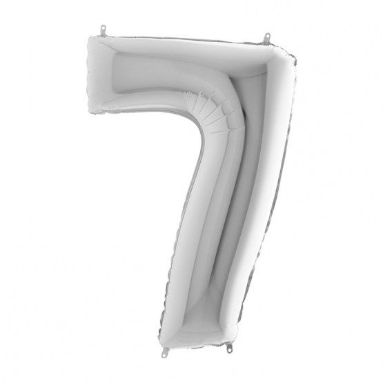 Broj 7 - 6 boja