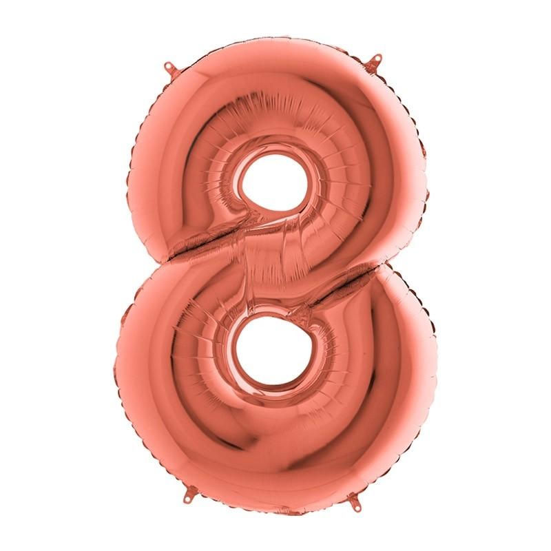 Broj 8 - 10 boja