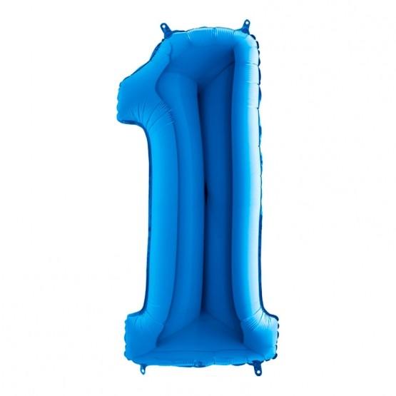 Broj 1 - 11 boja