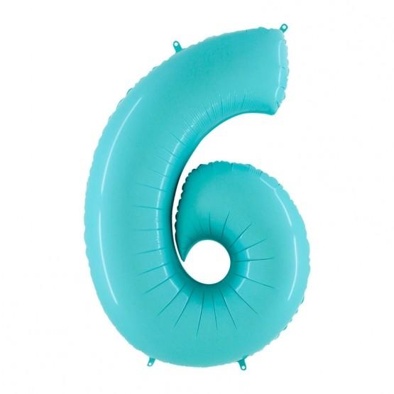 Broj 6 - 6 boja