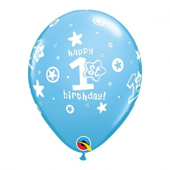 Happy 1st birthday - 28cm