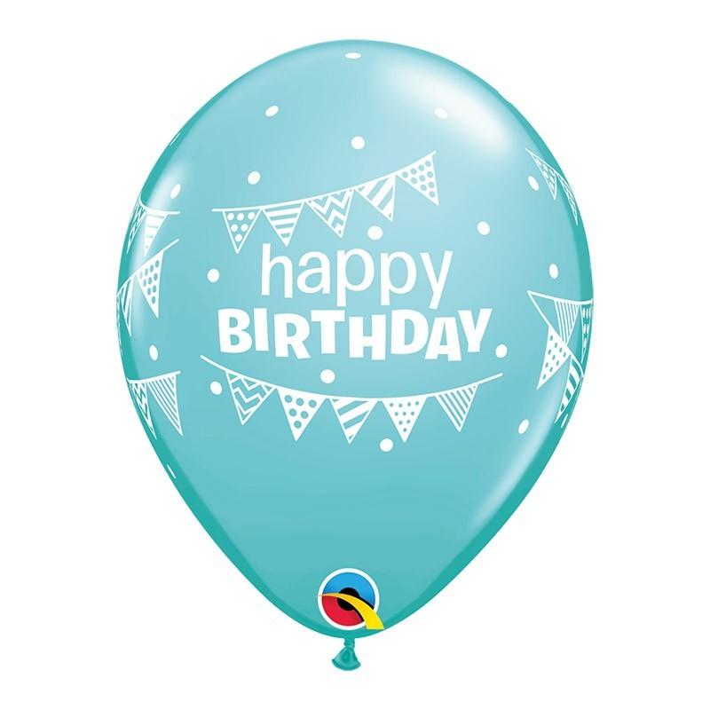 Happy birthday - 3 boje