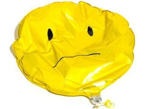 Nestašica helijuma :-(