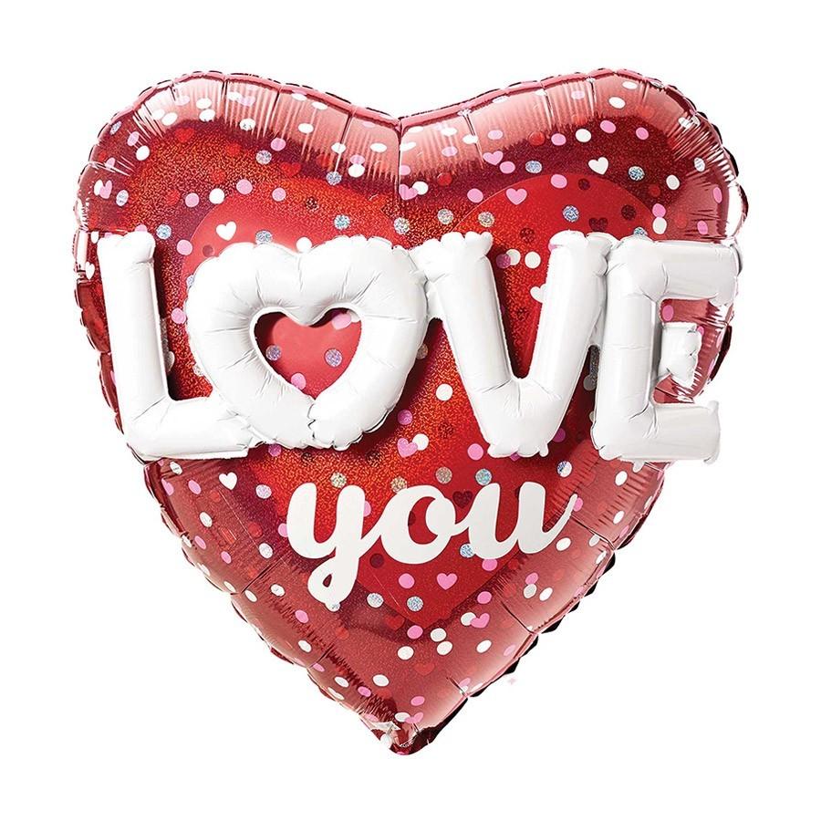 Love you - 91cm