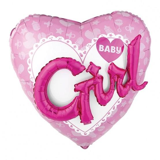 Baby girl - 3D - 134cm