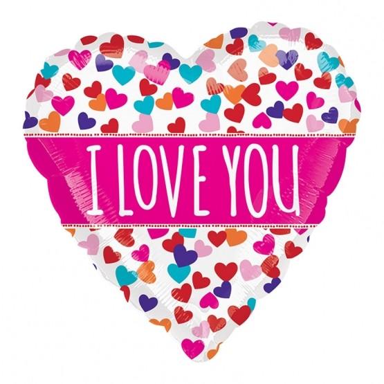 I love you - 53cm