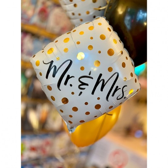Mr & Mrs - 46cm