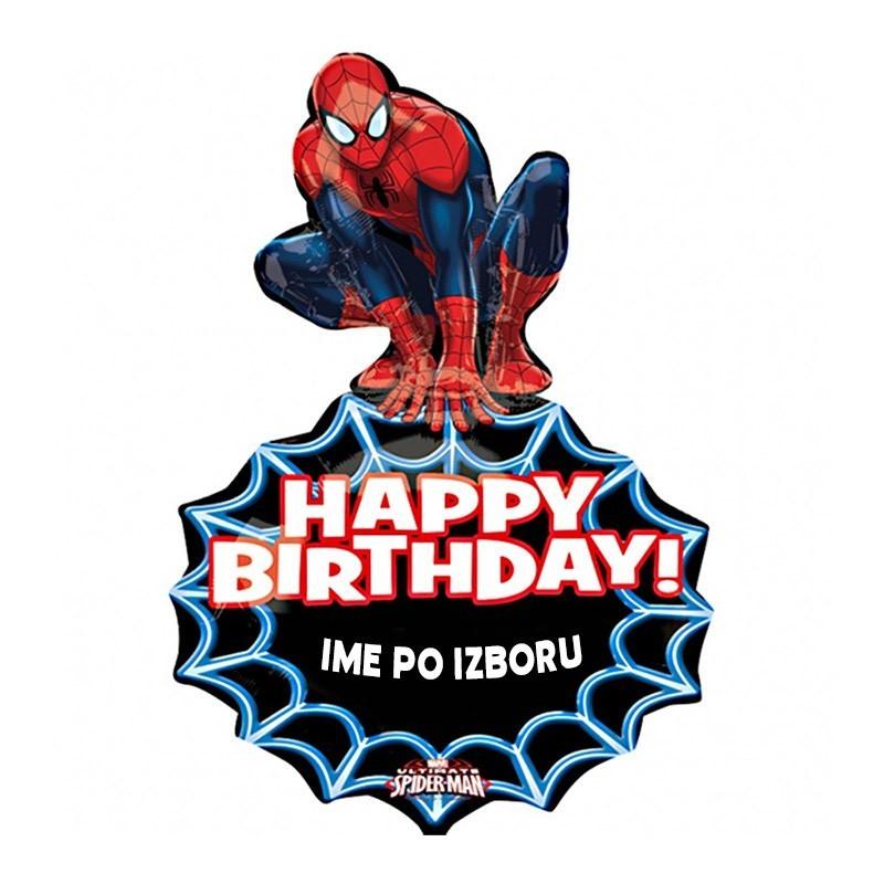 Spiderman - 85cm