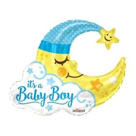 It's a baby boy - 91cm