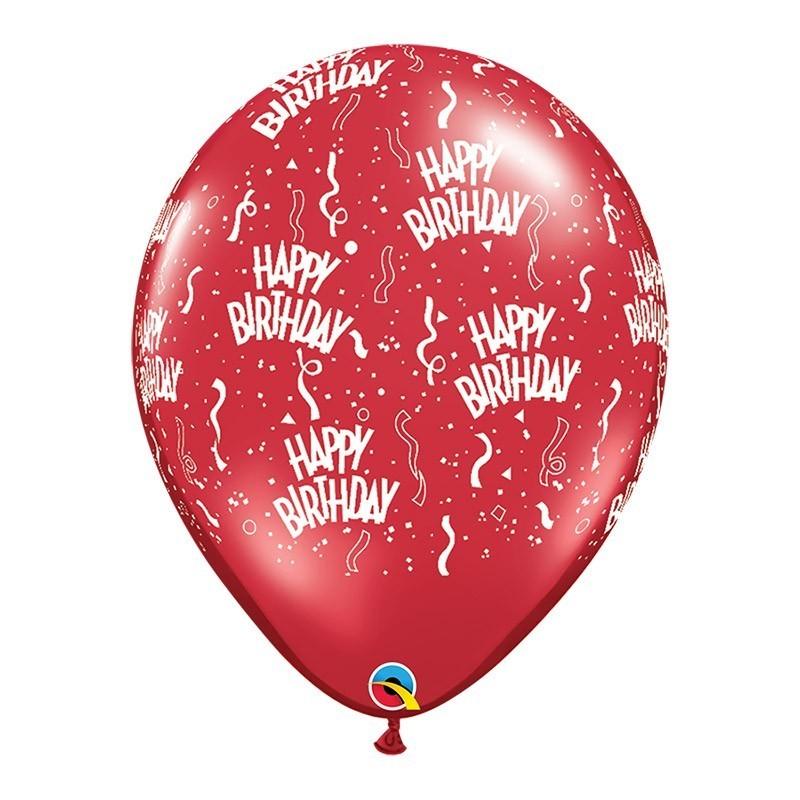 Happy birthday - 9 boja