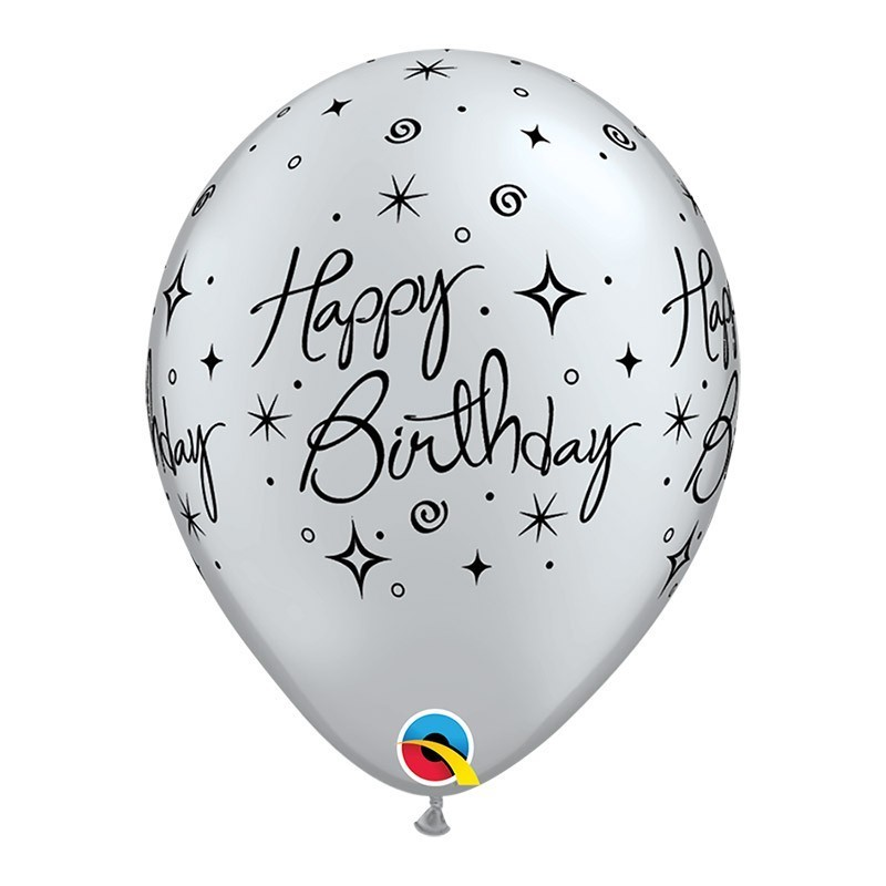 Happy birthday - 2 boje