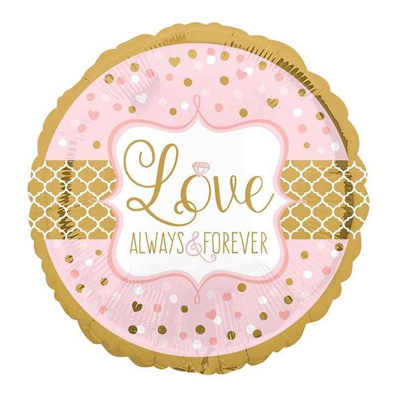 Love, always & forever  - 46cm
