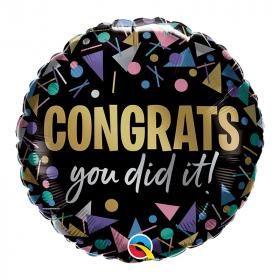 Congrats you did it - 46cm