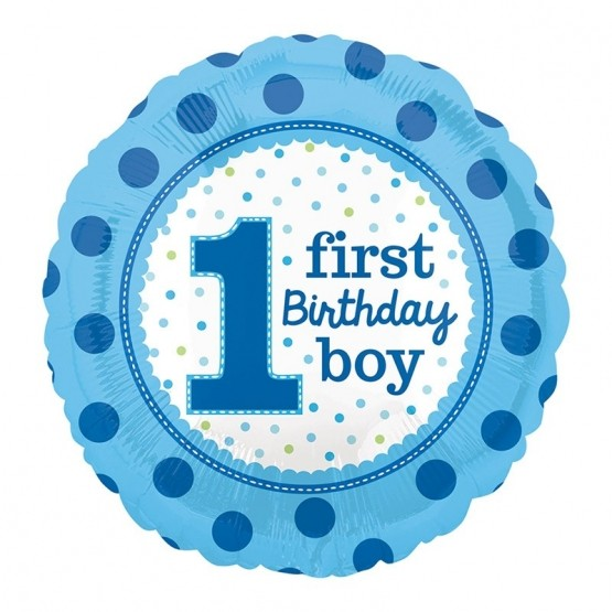 First birthday boy - 46cm