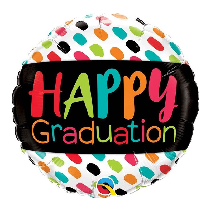 Happy graduation - 46cm