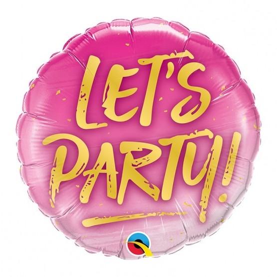 Let's party - 46cm