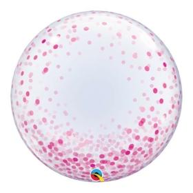 Roze tufne - 61cm