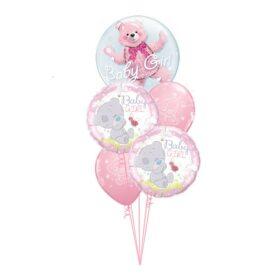 Buket za rođenje devojčice 8