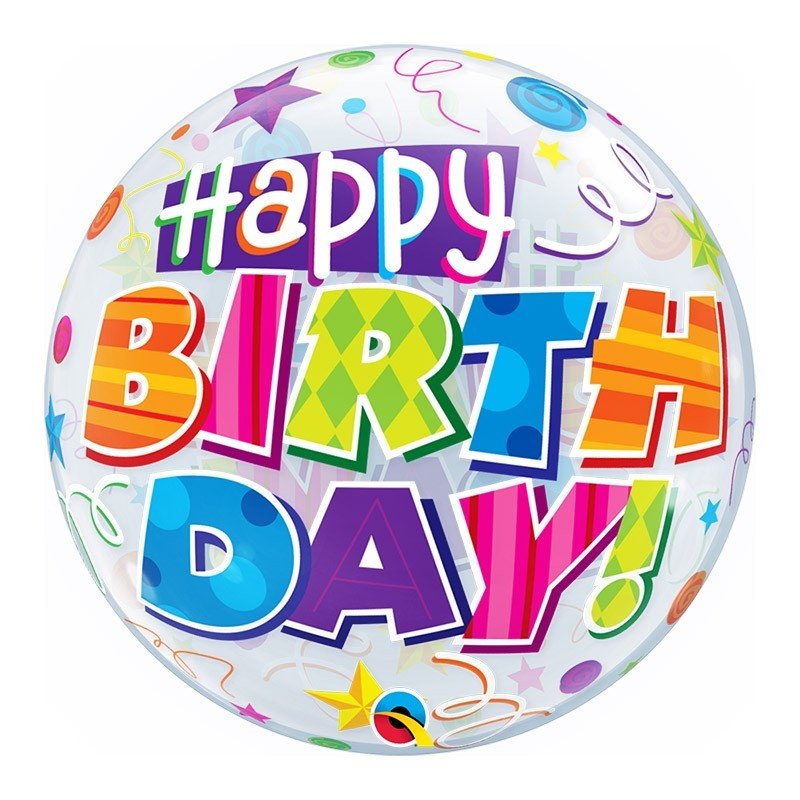 Happy birthday - 56cm