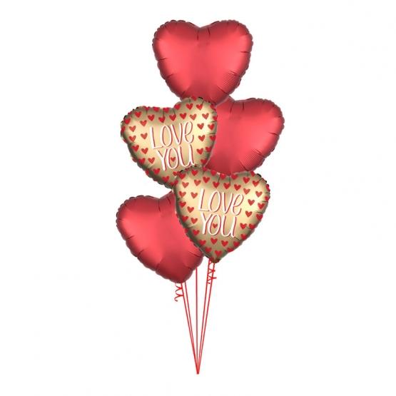 Ljubavni buket 1