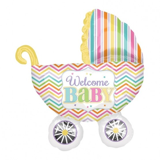 Welcome baby - 78cm