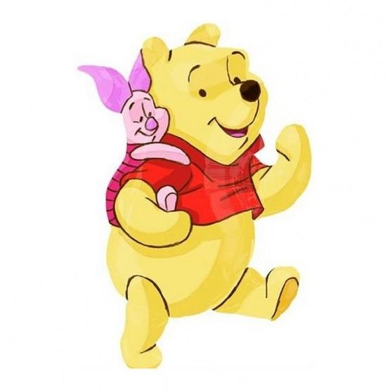 Winnie the pooh - 81cm
