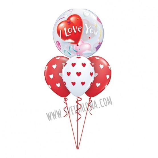 Ljubavni buket 9