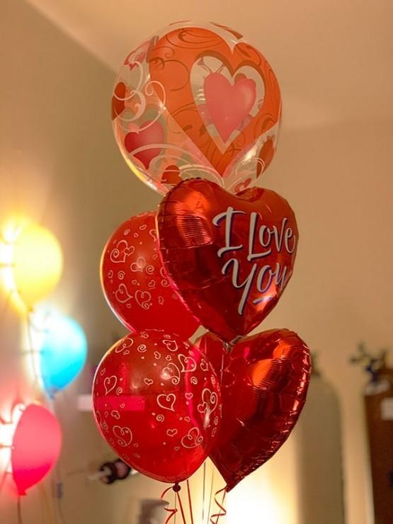 Ljubavni buket 7