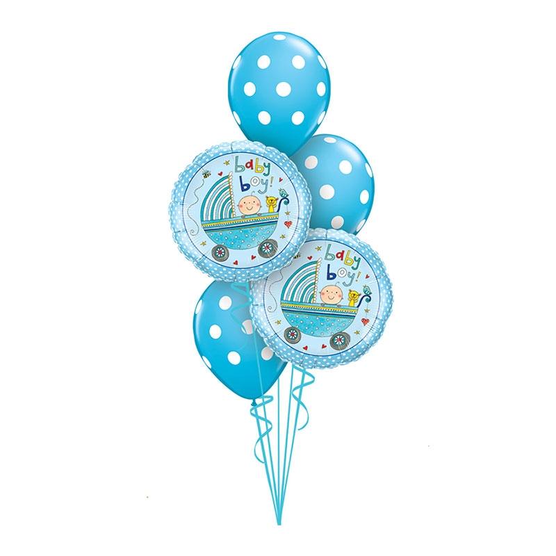 Buket za rođenje deteta 26