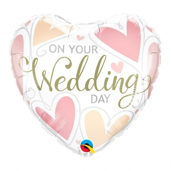 On your wedding day - 46cm