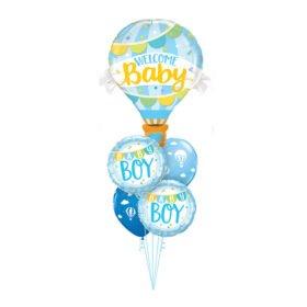 Buket za rođenje dečaka 3
