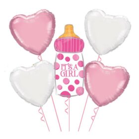 Buket za rođenje devojčice 1