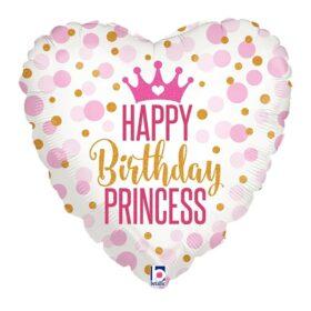 Happy birthday princess - 46cm