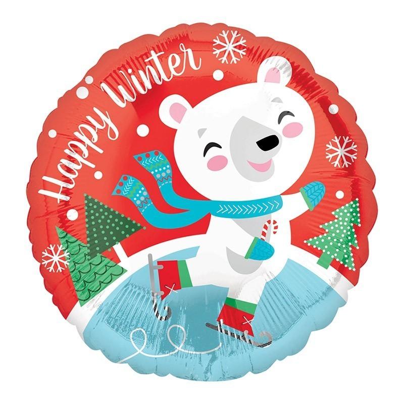 Happy winter - 46cm