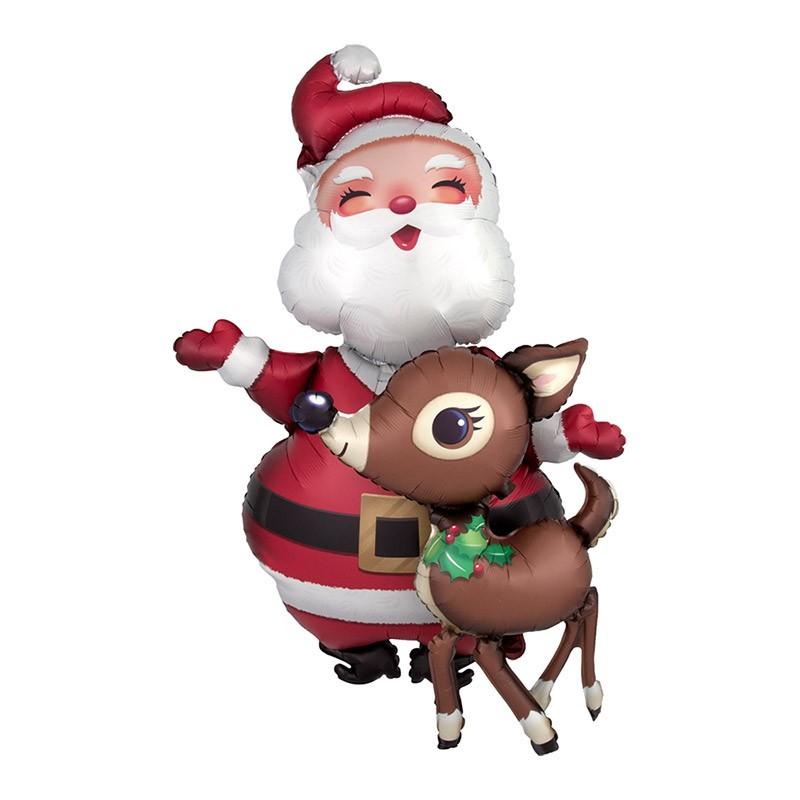 Deda Mraz i Irvas - 121cm