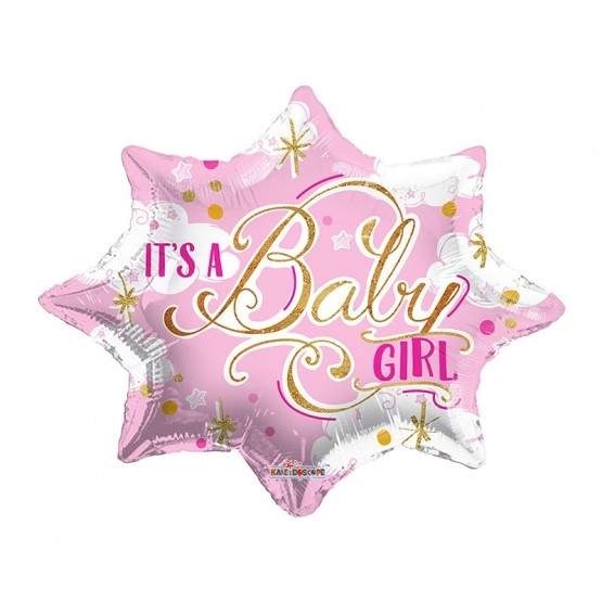 It's a baby girl - 46cm