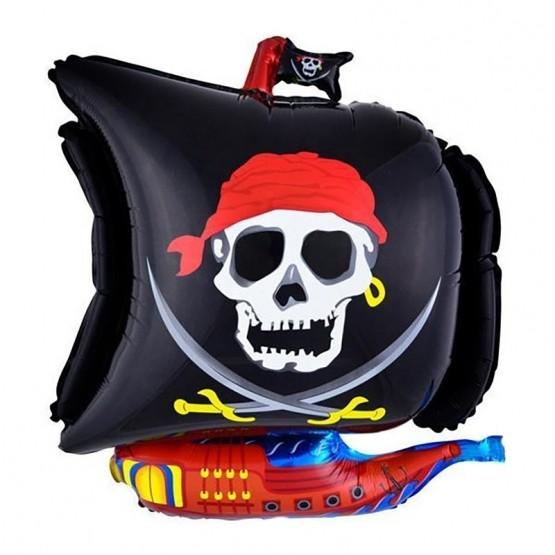 Piratski brod - 76cm
