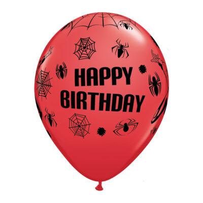 Happy birthday - 4 boje - 28cm