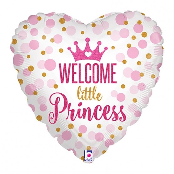 Welcome little princess - 46cm