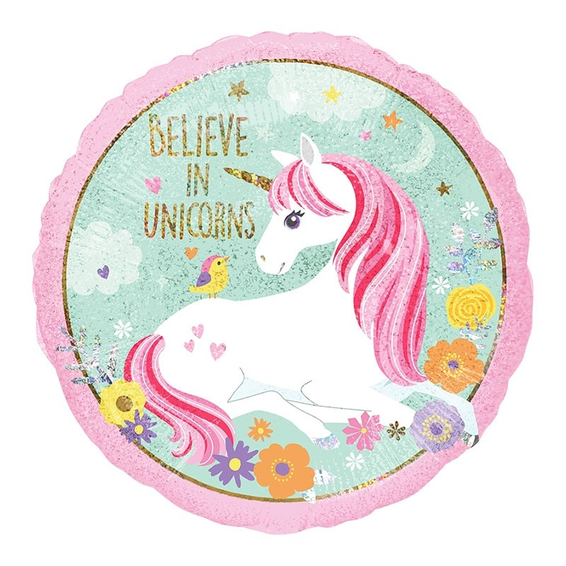 Believe in Unicorns - 46cm