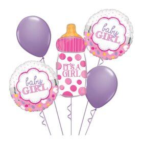 Buket za rođenje devojčice 2