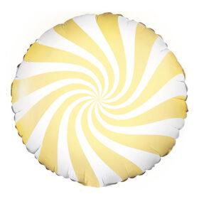 Žuta lizalica - 46cm