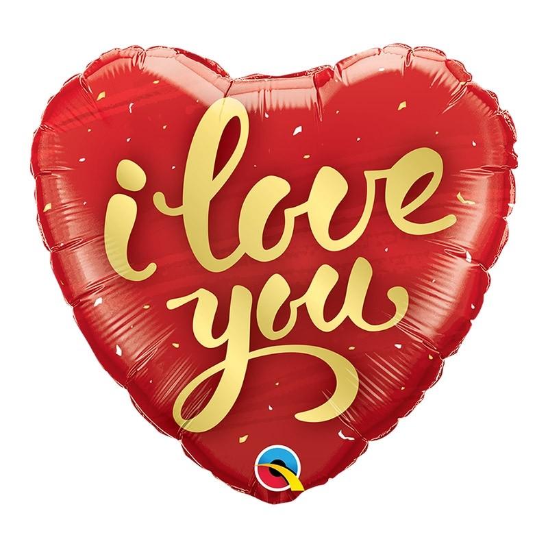 I love you - 46cm