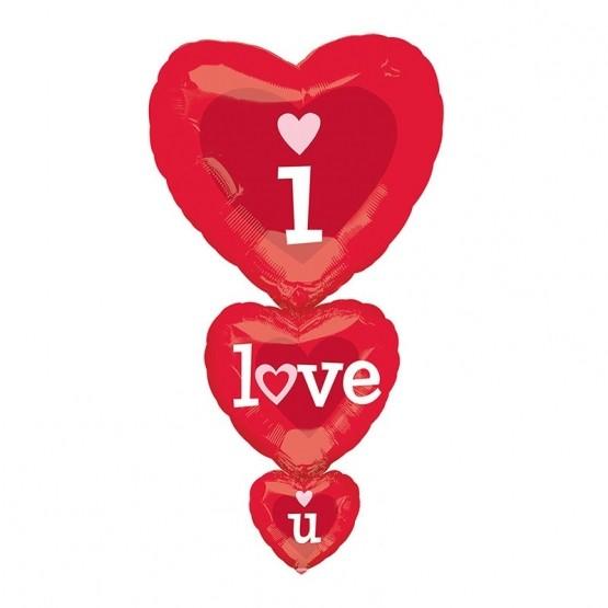 I love you - 91cm