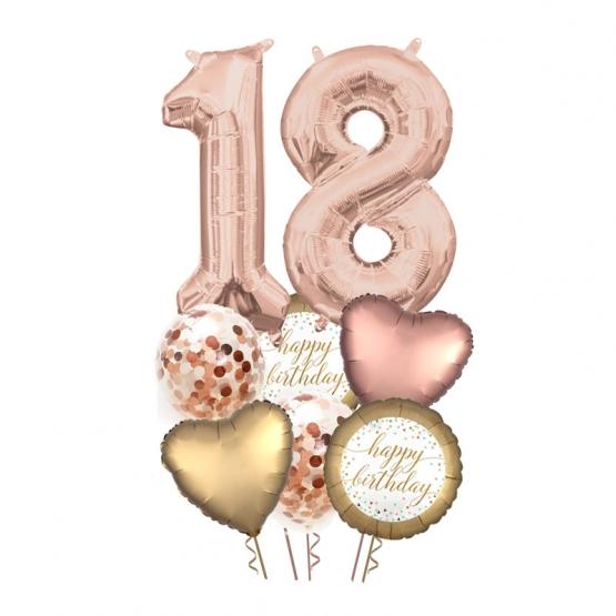 Rođendanski buket 12