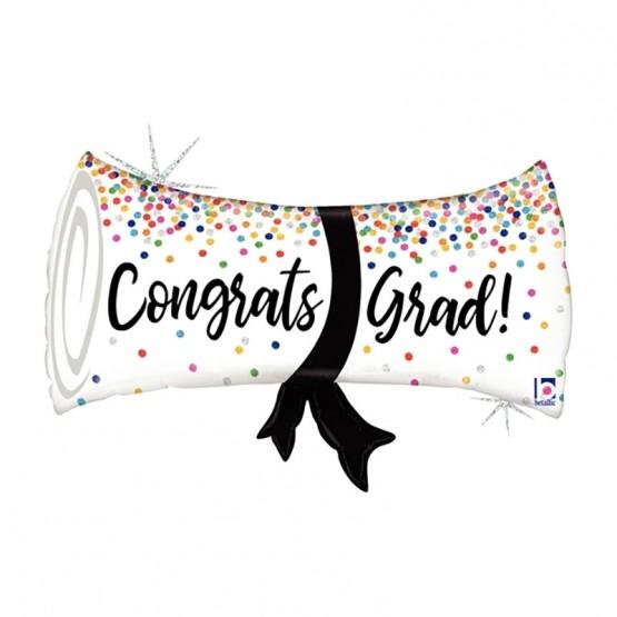 Congratulations grad - 79cm