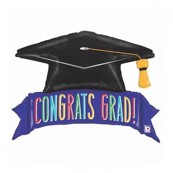 Congrats grad - 104cm